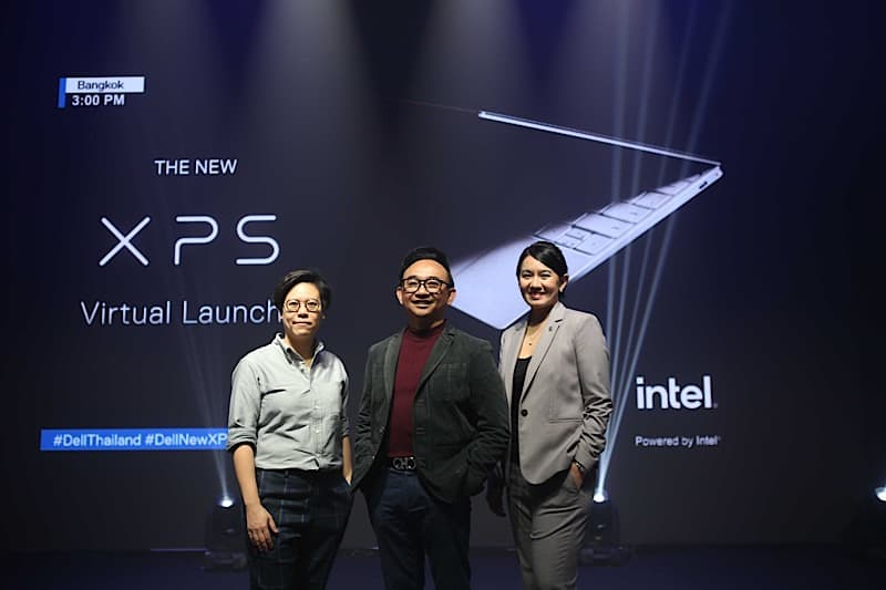 Dell launch new XPS laptop in Thailand