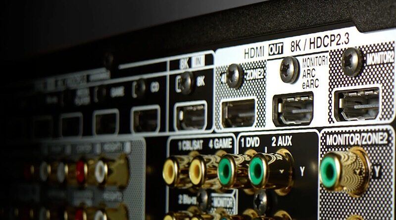 German media found HDMI 2.1 in AV Receiver has bug