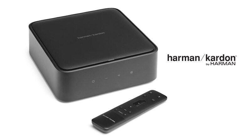 Harman Kardon introduce Citation Amp new compact streaming amplifier