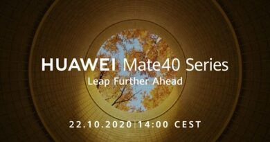 Huawei Mate40 Series will launch in October 22