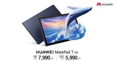 Huawei MatePad T 10s now available in Thailand