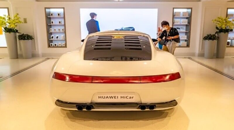 Huawei might manufacture and sell auto parts soon