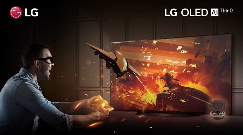 LG launch 48 inches CX Series OLED TV in Thailand