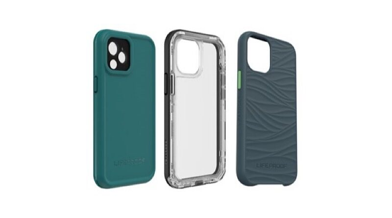 Lifeproof introduce iPhone 12 case made from recycle sea waste
