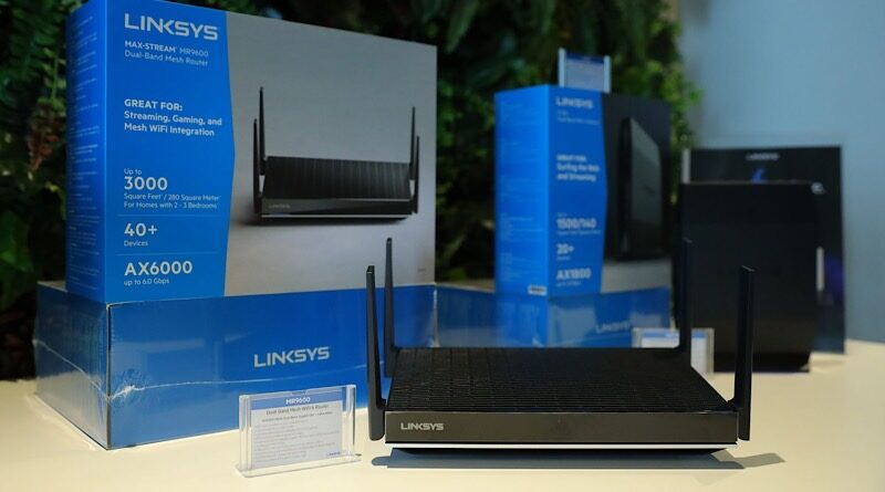 Linksys Mesh is more introduce iMesh WiFi 6 MR series
