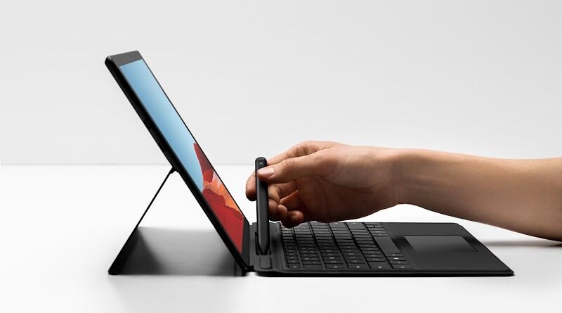 Microsoft new Surface Pro X introduce pre booking in Thailand