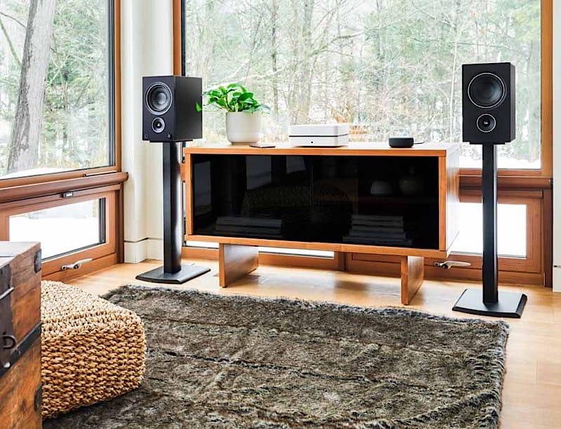 PSB Alpha AM3 AM5 new active loudspeakers