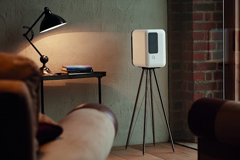 Q Acoustics introduces Q Active 200 and Q Active 400 first active loudspeakers