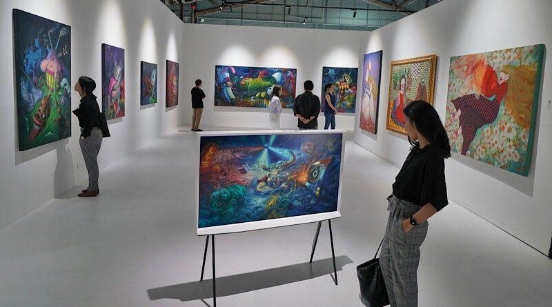 Samsung tease lifestyle tv