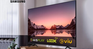 Samsung x TV content providers with promotion