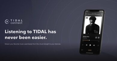 Tidal Connect Spotify Connect liked with higher quality