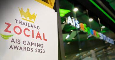 AIS x Wisesight announce Thailand Zocial AIS gaming awards