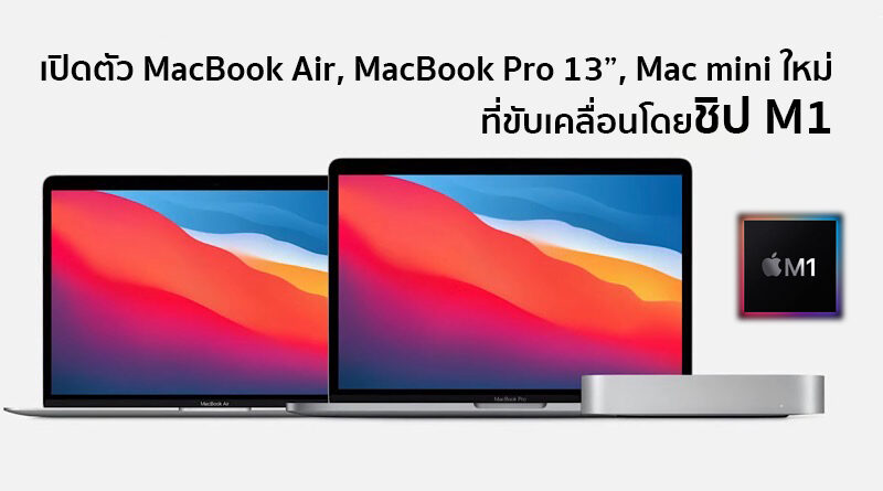 Apple introduce new generation MacBook Air MacBook Pro Mac mini