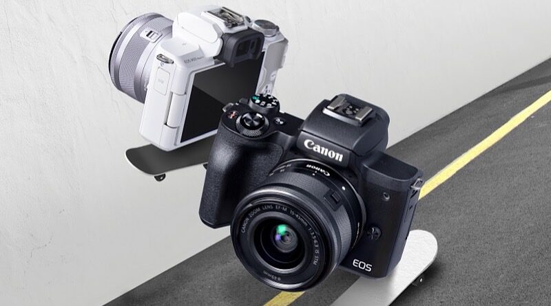 Canon unveil EOS M50 Mk II mirrorless camera