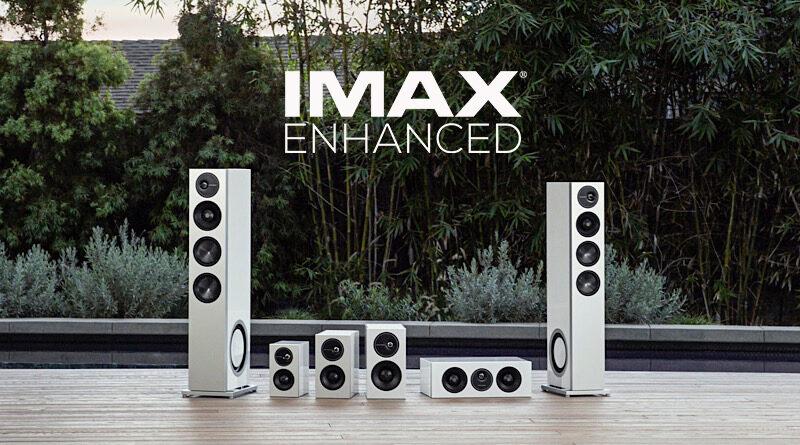 Definitive Technology Polk Audio first certified IMAX Enhanced