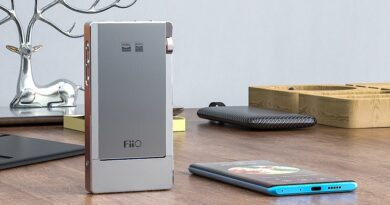 FiiO Q5s dual AKM hi-res audio DAC with THX AAA amplifier introduced