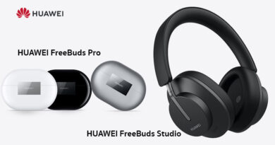 HUAWEI FreeBuds Pro FreeBuds Studio wireless headphone shelf break in Thailand