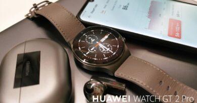 HUAWEI guide sport with HUAWEI Watch GT 2 Pro premium smart watch