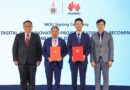 HUAWEI MOU with RMUTI next gen digital University
