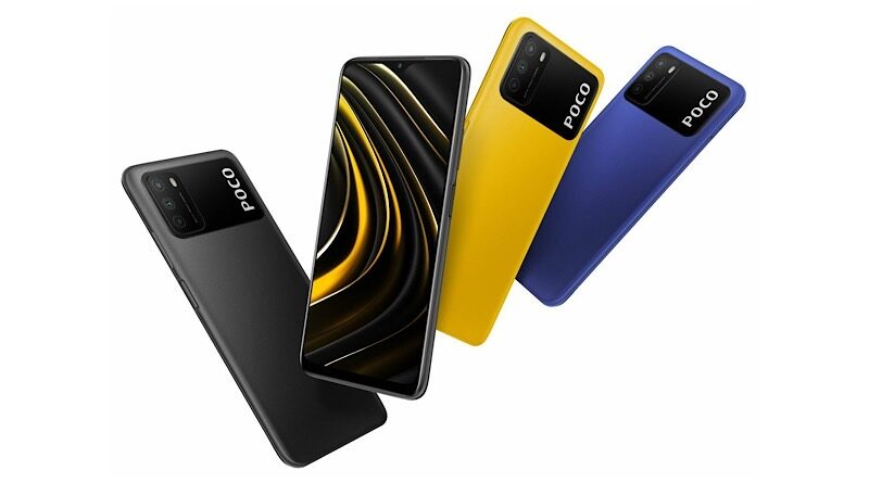 Poco M3 phone launched