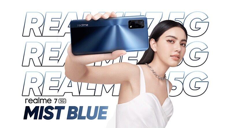 realme tease realme 7 5G for everyone