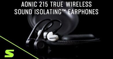Shure Aonic 215tw available in Thailand
