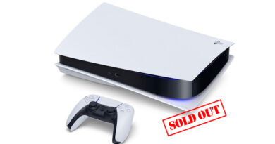 Sony confirm every PS5 has sold out