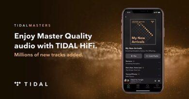 TIDAL add millions TIDAL Master MQA tracks