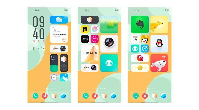Vivo introduce new OriginOS for smartphone