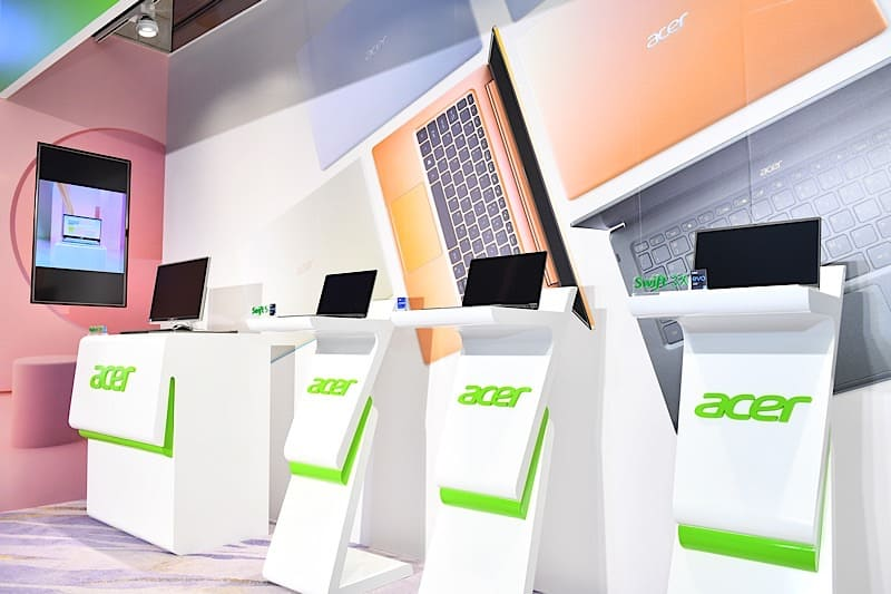 Acer launch Porsche Design Acer Book RS in Thailand