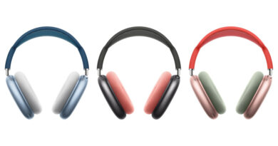 Apple AirPods Max wireless headphone can mix multi color choice