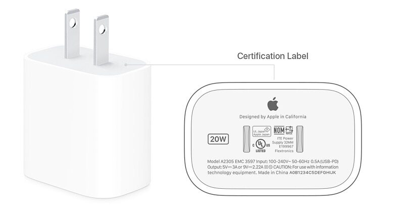 Apple may forced include charger with every iPhone sold in Brazil