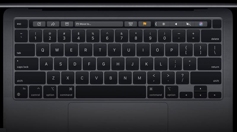 Apple patent researching adaptive displays keyboards on each key