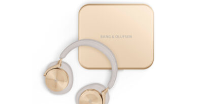 B&O unvei Beo Play Golden Collection