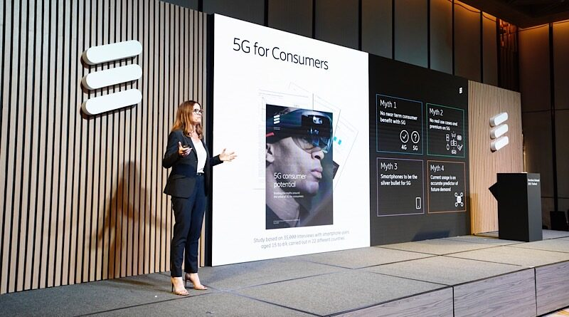 Ericsson predict 5G adoptation meets 1 billion in 2020 global leads by video hifi music streaming
