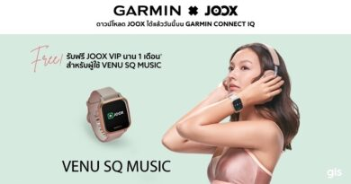 Garmin x JOOX deliver music on training