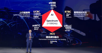 HUAWEI defining 5.5G for better intelligent worldhive