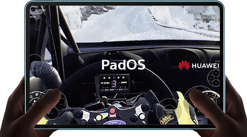HUAWEI may launch new MatePad tablet-featured PadOS HarmonyOS 12.9 inches OLED 120hz