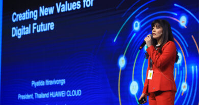 HUAWEI tease 5 tech domains synergy creates new values for society and industry