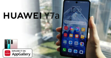 HUAWEI Y7a get your long holiday well spent with your fav series via y7a