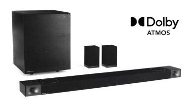 Klipsch launch new Cinema series soundbar featured Dolby Atmos