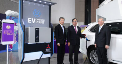 PEA Mitsubishi Motors and Delta join hands to elevate EV charging across thailand