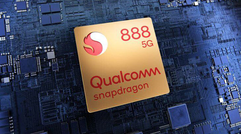 Qualcomm Snapdragon 888 hyper wireless speed with 160mhz wifi6