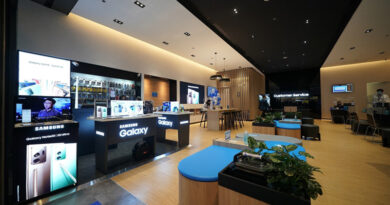 Samsung service opening store Central Rama9