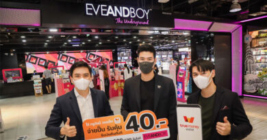 TrueMoney x Eveandboy campaign