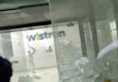 Wistron iphone plant india riot huge lost and stolen thousans iPhones