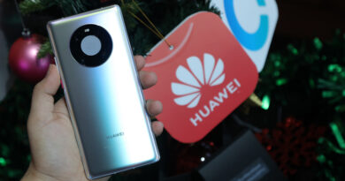 Year End happiness with HUAWEI Mate40 Pro 5G