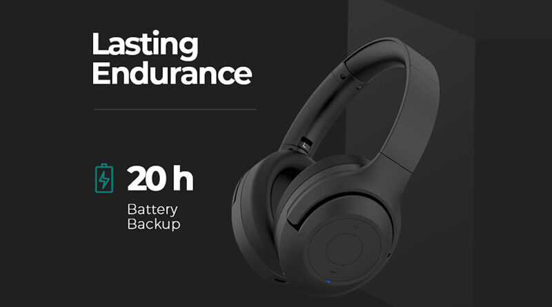 Zeaplus Studio wireless over-ear headphones with anc and entry-level price