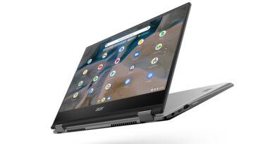 Acer unveil Chromebook Spin 514 first Chromebook featured AMD Ryzen CPU and AMD Radeon GPU