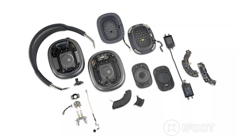 AirPods Max teardown and make other headphone look like toys